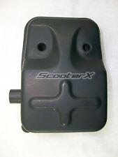 Stock muffler pipe exhaust gas scooter 43 49 52 cc motor skateboard chopper mini