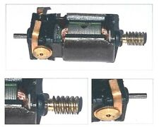 Minitrix Vintage Engine IN 2 Axles With Screw Without End Brass mm.40 Ladder-N