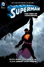 SUPERMAN THE MEN OF TOMORROW HC DC Comics SEALED**