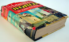 1959'S BOOK, AROUND THE WORLD IN 2000 PICTURES, TWO FAMOUS VOLUME COMBINED: W+US