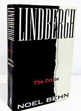 1st/1st LINDBERGH The Crime HCDJ - TRUE CRIME