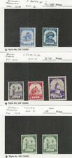Burma, Postage Stamp, #2N54-5+ Mint NH, 1943-4 Japanese Occupation, JFZ