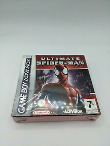 NEW ULTIMATE SPIDER-MAN GB ADVANCE (PAL ESPAÑA PRECINTADO) Spanish SEALED GBA