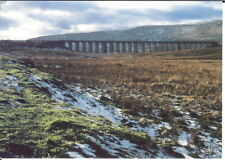 Yorkshire: Ribblehead Viaduct, Settle-Carlisle Railway - Unposted c.1980's