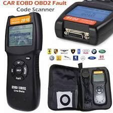 D900 coche OBD2 EOBD Código Lector Escáner Herramienta de diagnóstico de fallas de vehículo de bus CAN