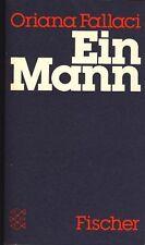 Ein Mann Oriana Fallaci Paperback Book Fischer in German