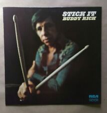 Buddy Rich / Stick It (LP Used) RCA Victor LSP-4802