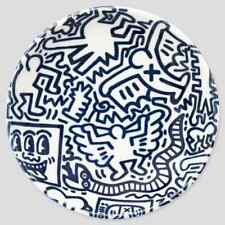 Keith Haring -White Small Plate- UNIQLO JAPAN