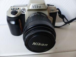 Nikon F60 + Objectif Nikon  AF NIKKOR 35-80 mm 1.4-5.6 D
