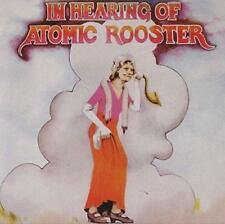 Atomic Rooster - In Hearing Of Atomic Rooster - Deluxe Edition (NEW CD)