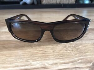 Maui Jim MJ250-10B Lavaflow Sunglasses Good Used Condition
