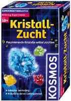 KOSMOS Kristall-Zucht ** Experimentierkasten Experimente faszinierende Kristalle