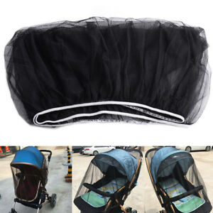 Infants Baby Stroller Mosquito Net Pushchair Pram Fly Insect Mesh Safe Cover