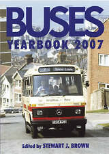 Buses Yearbook 2007, New,  Book