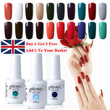 GEL LAB 15ml Gel Nail Polish Varnish Lacquer Top Base Coat Manicure Gel Polish