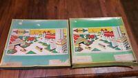 Assemblo jouet de construction ,boite N°1 et boite N°2 jouet ancien