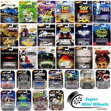 Hot Wheels 1:64 Retro Entertainment - You Choose - Update 01/03/2021