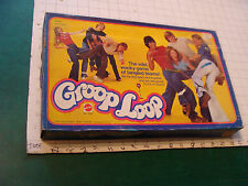 vintage game: GROOP LOOP mattel: odd bondage game for kids