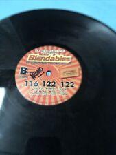 DJ BADDMIXX BLENDABLES REQUEST VOLUME 1 - DJ HOUSE VINYL LP MIXES