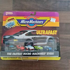 Micro Machines Ultra Fast