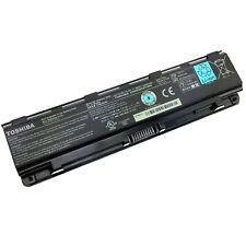 New listing Genuine Battery Pa5024U-1Brs for Toshiba Satellite C800 C850 C855 Pa5026U-1Brs