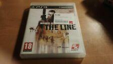 Spec Ops The Line PS3, video games, spel.