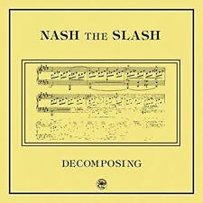 Decomposing [Yellow Vinyl] by Nash the Slash (Vinyl, Feb-2017, Artoffact)