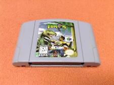 TUROK DINOSAUR HUNTER *Cart Only* Nintendo 64 N64 Game Super Fast FREE SHIP!