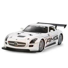 New 1/10 Tamiya Mercedes Benz SLS AMG GT3 Body Parts w/Decals For TT-01/TT-02