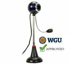 Western Governor's University Approved External USB Webcam! - Web Cam - WGU