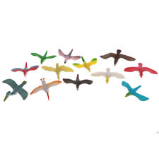 Realistic Bird Toys Flying Bird Figures Kids Toy Collectibles Gift - 12pcs