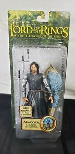 Toy Biz Action Figure Lord of the Rings Fellowship ARAGORN COUNCIL OF ELROND