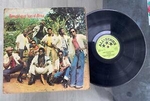 "Ikenga Super Stars Of Africa ""S/T"" 1977 Afrobeat Funk LP RAS Nigeria"