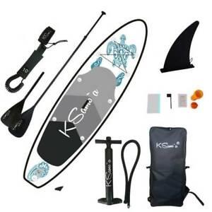 Stand Up Paddle Board SUP aufblasbar 320x84x15cm 140KG Paddling KSamo`a KSamoa