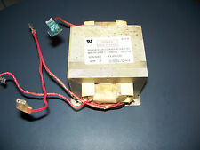 Magic Chef Microwave High Voltage Transformer Part Md-101Amr-1/Objy2/E212785