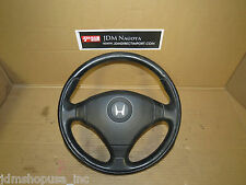 JDM Honda Accord Euro R CL1 CF4 OEM Momo Leather Steering Wheel, H22A Type S
