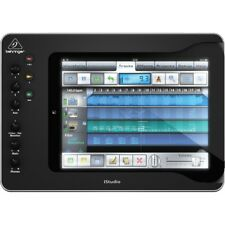 BEHRINGER I STUDIO IS202 docking station MIDI/USB audio video x iPad NUOVO