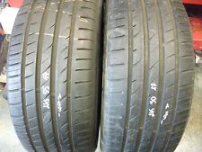 245/55/17 Pair of Hankook VentusPrime2 MO tyre 4.7 - 5.8 mm  245 55 17