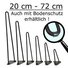 Hairpin Legs Haarnadelbeine Tischbeine Tischkufen Esstisch Hairpinlegs Stahl DIY