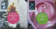 FIFTY SHADES of GREY - Band  2 + 3 als Set - 2mp3 CDs - NEU#125