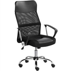 Bürostuhl ergonomischer Schreibtischstuhl Drehstuhl Racing Chefsessel Netz Stuhl