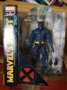 Marvel Select Beast Action Figure BNIB Legends X-Men
