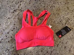 Women Sports Bra Size XSmall by Under Armour NWT