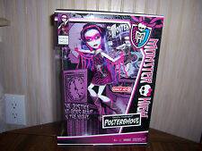 NIB Monster High Doll SPECTRA  Power Ghouls POLTERGHOUL Target EXCLUSIVE