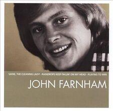 Essential by John Farnham (CD, Feb-2009, EMI Music Distribution)