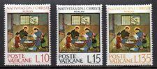 Vatican City - 1964 Christmas Mi. 464-66 MNH