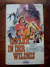 Gefahr in der Wildnis - Robert Logan / Familie Robinson - Arcade Video VHS xx