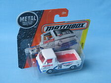 Matchbox 1966 Dodge A100 Delivery Truck White Toy Model Car 65mm in BP