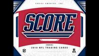 2018 Score Football Insert Cards (All Sets Included) Pick From List
