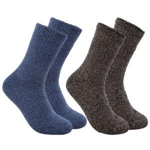 2 Pairs Polar Extreme Thermal Insulated Socks Crew Socks Womens Socks Or Kids